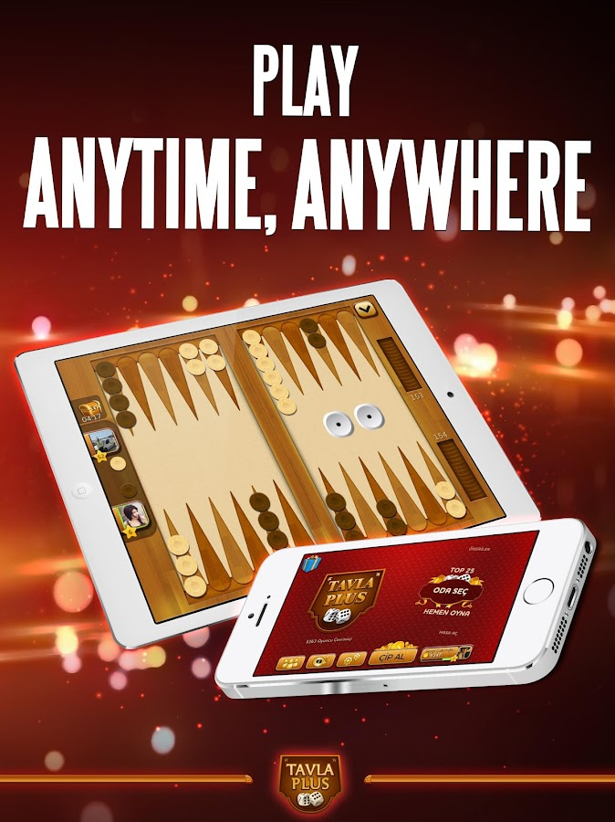 Screenshots of Backgammon Plus for iPhone