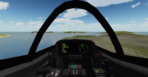 F18 Airplane Simulator 3D 1.0 screenshots 11