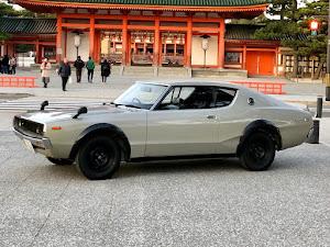 スカイラインGT-R  昭和48年 ケンメリ GT-Rのカスタム事例画像 かず吉さんの2019年12月17日12:52の投稿