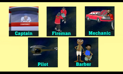 Learn Professions with Bheem