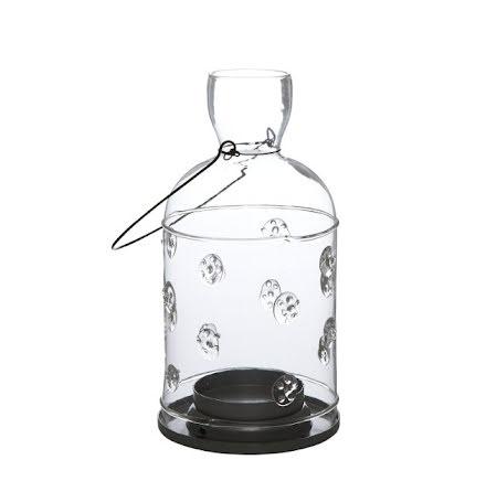 Tingle - Hängande Flasklykta - 10x22cm