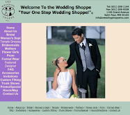 First Wedding Shoppe Website