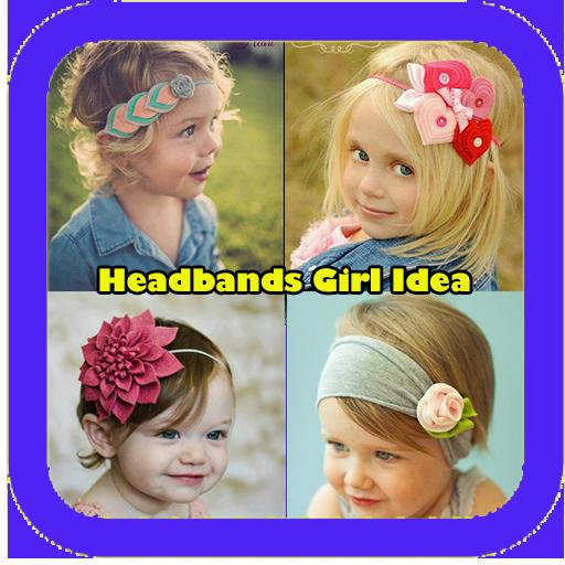 Headbands Girl Idea (app)