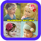 Headbands Girl Idea