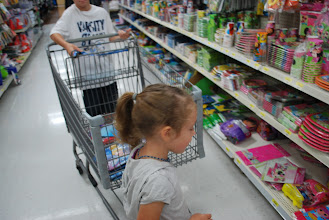 Photo: I think she put one of everything Cinderella in the cart!