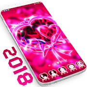 New 3D Love Launcher 2019