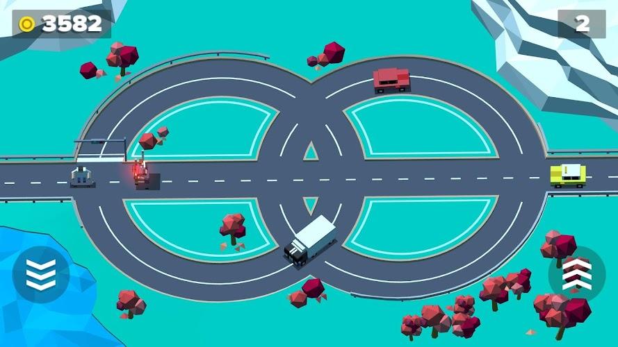 Loop Drive 2 - screenshot