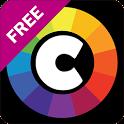 Circulo De color Free icon