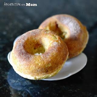 Pecan Snickerdoodle Donuts