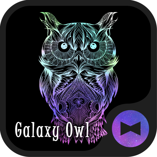 Owl Wallpaper Galaxy Icon
