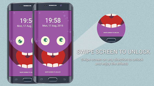 PokeMonster Go Pin Lock Screen screenshot 4