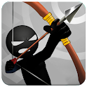 Stickman Archers : Flying Arrow icon