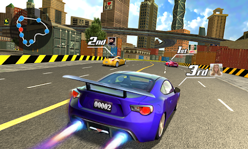 Screenshot 2 Street Racing 3D 2.7.9 APK MOD