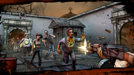 Zombie Conspiracy: Shooter screenshots 10