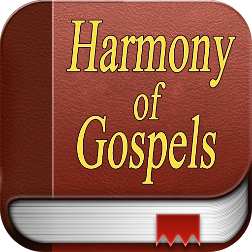 Harmony Of the Four Gospels 書籍 App LOGO-APP開箱王