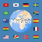 World atlas & world map MxGeo 6.0.45