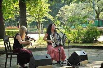 Photo: Legnica, 28.VII.2013, Katarzyna Enemuo, Iwona Sojka