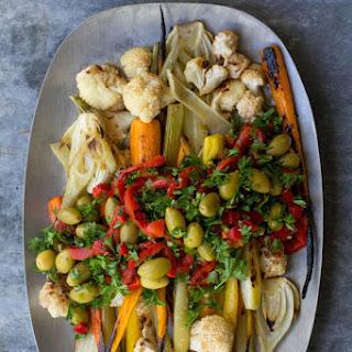 Giardiniera Roasted Vegetables