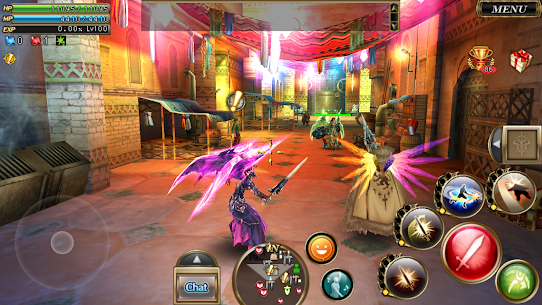 Aurcus Online MMORPG 3.1.6 Mod APK Updated Android 1