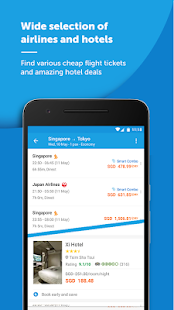 Traveloka Book Flight & Hotel- screenshot thumbnail