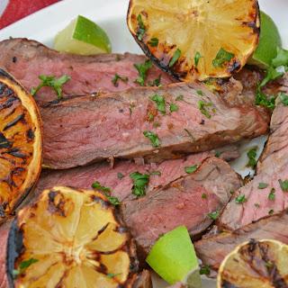 Citrus Steak Rub.