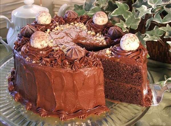 (just One Of) My Best Chocolate Cakes! Recipe