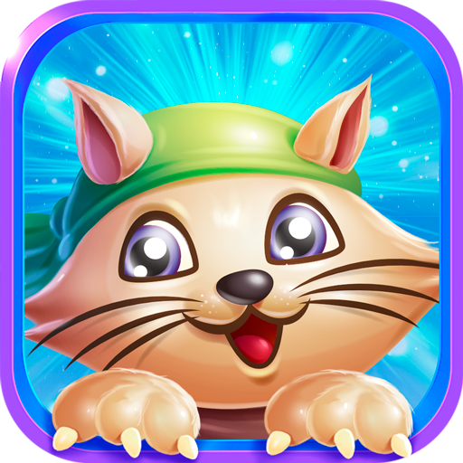 Toon Cat Town - Toy Quest Story Tune Blast Games