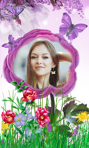 Photo Flower Frames for PC