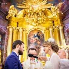 Wedding photographer Łukasz Dziopa (dziopa). Photo of 22.09.2015