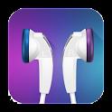 Burn-in Ear headphones icon
