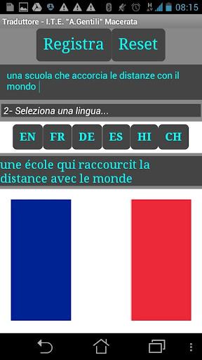 Traduttore free 1.0 screenshots 3