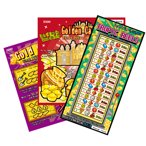 Scratch Off (Scratchers Games) (game)