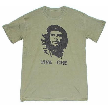 T-Shirt - Viva Che - Grön