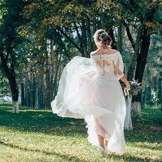 Wedding photographer Irina Kazachuk-Seredova (iksfoto). Photo of 24.01.2018