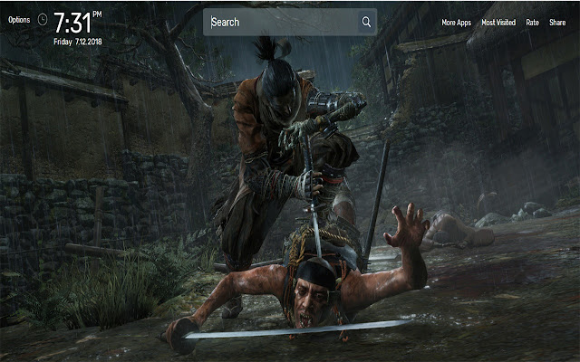 Sekiro Shadows Die Twice Wallpapers Chrome Web Store