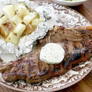 Best Steak Marinade and Steakhouse Butter.
