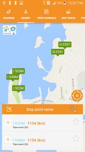 SAPTCO - KAUST - ILS Star Ride screenshot