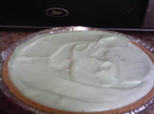 Grace's 123 Pistachio Cream Pie Recipe
