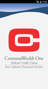 CommonWealth One FCU- screenshot thumbnail