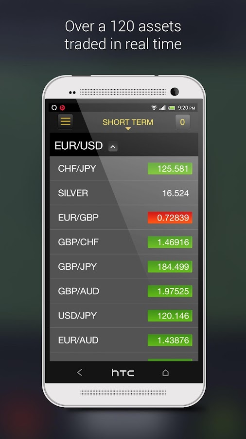 Binary Options Trading- screenshot