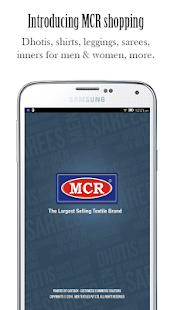 MCR Textiles - Online Shopping- screenshot thumbnail