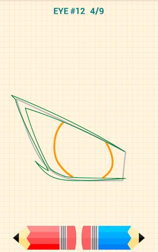 How to Draw Anime Eyes 5.1 Screenshots 16