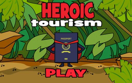 Heroic Tourism