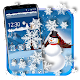 Download Cool Snow Flake Theme For PC Windows and Mac