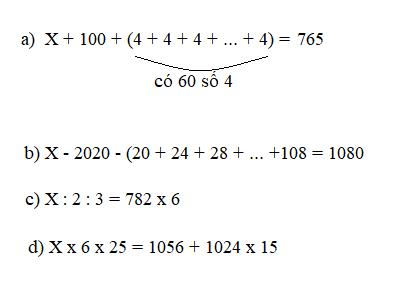 20 Bài toán lớp 3 khó nhất thế giới