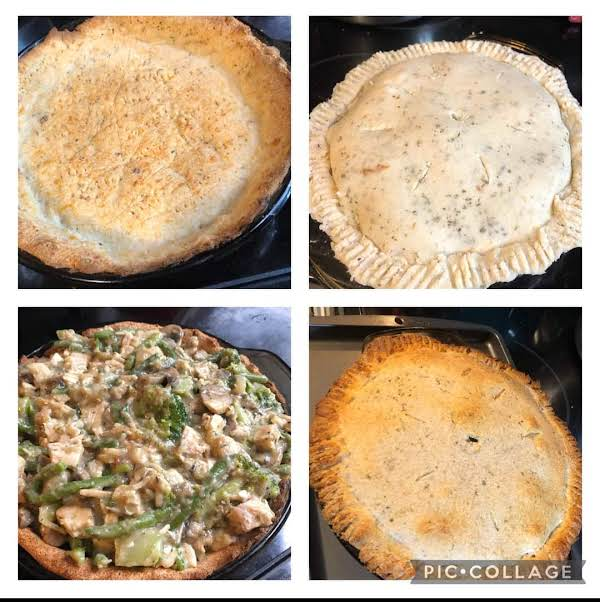 Keto - Low Carb (gluten-free) Pie Crust