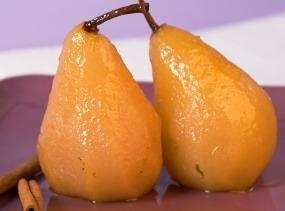 Delectible Baked Pears Recipe