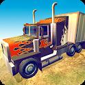 Truck Simulator USA: Offroad Driving icon