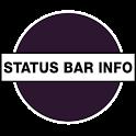 Status Bar Info icon