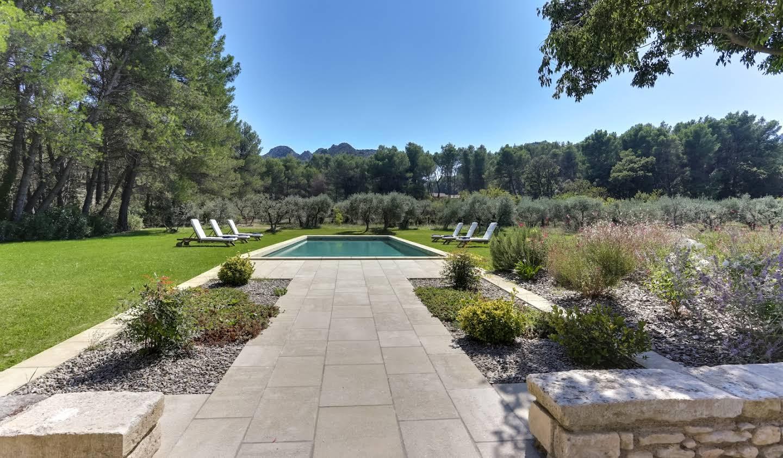 Maison avec piscine et jardin Saint-Rémy-de-Provence